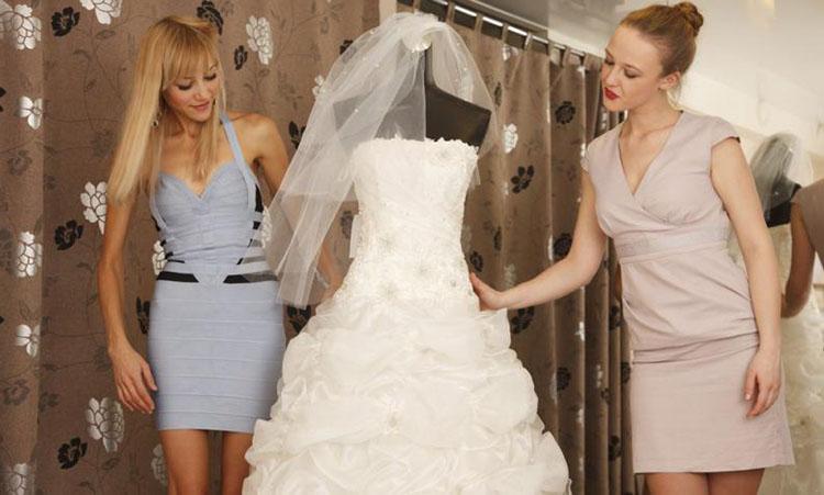 d0c1f38e02 Cómo limpiar un vestido de novia sin dañarlo